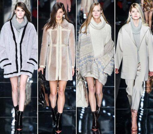 Blumarine cappotti inverno 2016 2017