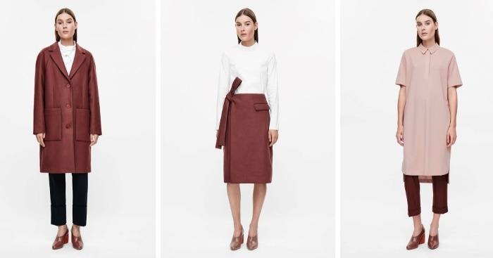 Cos Abbigliamento Inverno 2017