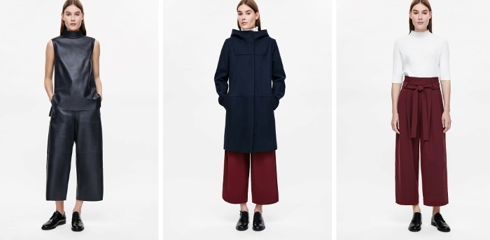 vasta selezione di e13c9 1a2ae Cos abbigliamento donna inverno 2017 - Abbigliamento donna ...