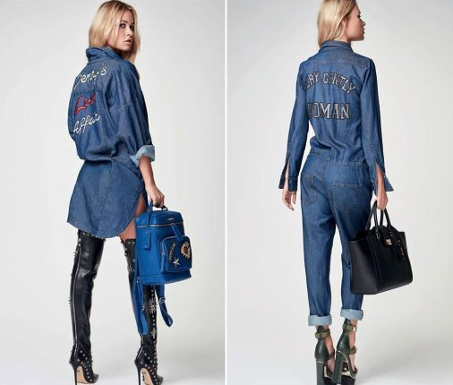 Denny Rose Autunno Inverno 2017 Jeans