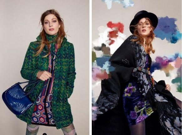 Desigual abbigliamento autunno inverno 2017 - Abbigliamento donna ... 595b70bee9b