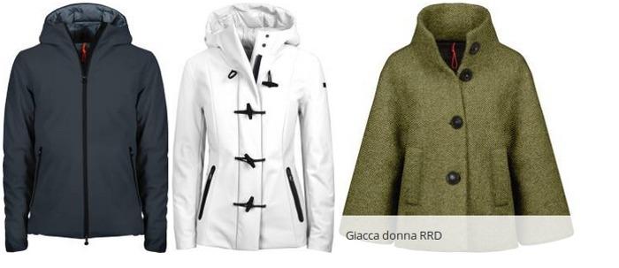 big sale c5f3e d8d07 Roberto Ricci Design Piumini inverno 2017 - Abbigliamento ...