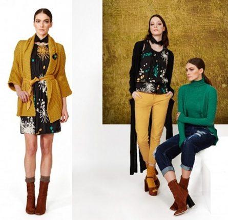 Sistes abbigliamento autunno inverno 2016 2017