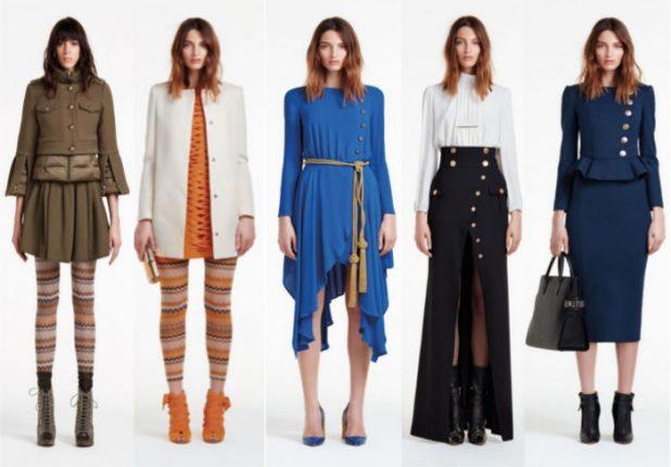 Elisabetta Franchi abbigliamento autunno inverno