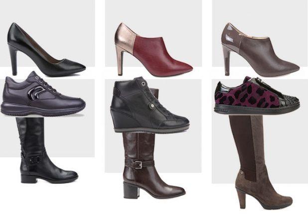 Geox scarpe autunno inverno  2017