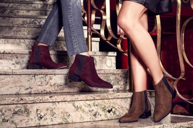 HM scarpe autunno inverno 2016 2017