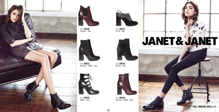 Janet Janet scarpe autunno inverno 2016 2017