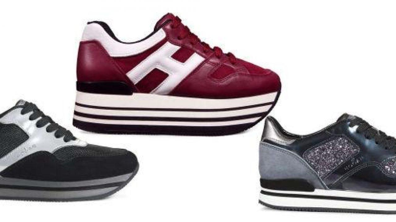 lowest price 3c3f4 a5158 Scarpe Hogan autunno inverno 2017 nuovi sneakers e stivali ...