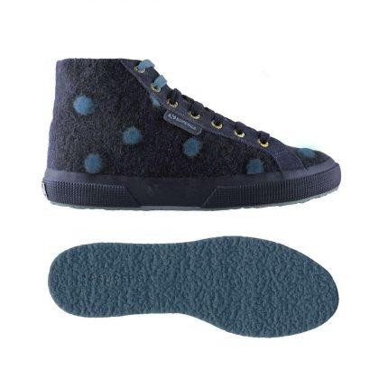 Sneakers Alte In Lana