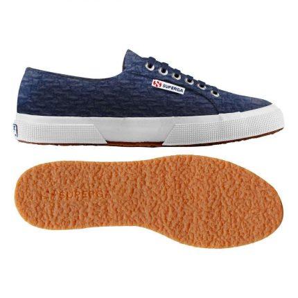 Sneakers Blu Superga