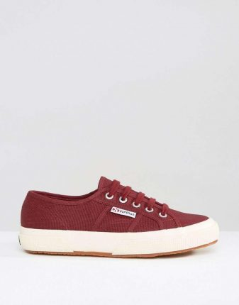 Sneakers Bordeaux Superga