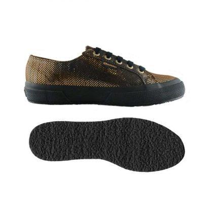 Sneakers Bronzo