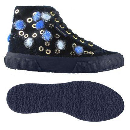 Sneakers Con Applicazioni Superga