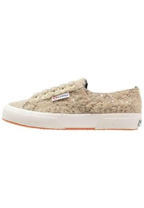 Sneakers Con Paillettes Superga