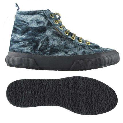 Sneakers Effetto Velluto