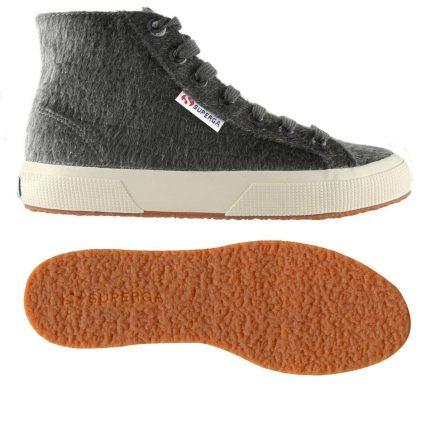 Sneakers Grigie Alte Superga