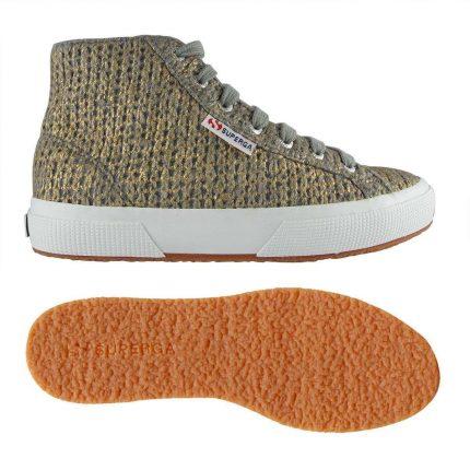 Sneakers In Lana Superga