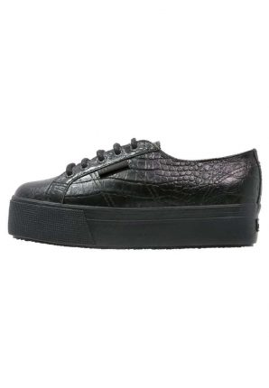 Sneakers Nere Alte Superga