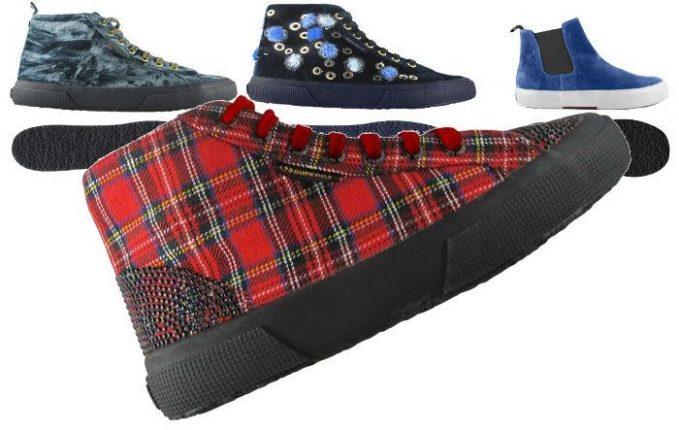 Superga nuova collezione sneakers 2016 2017