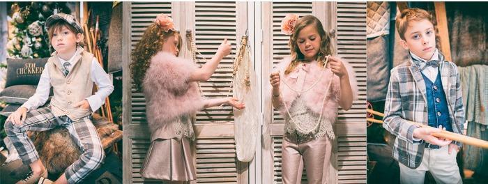 Nucleo Kids Abbigliamento Autunno Inverno 2016 2017