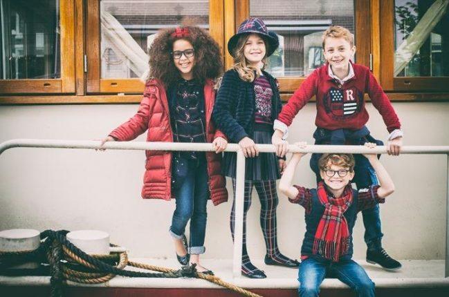 Nucleo Kids Pimini Autunno Inverno 2016 2017