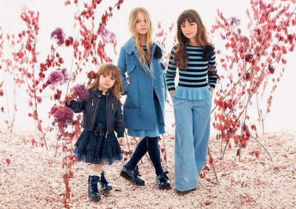 Twin Set girl abbigliamento autunno inverno 2016 2017
