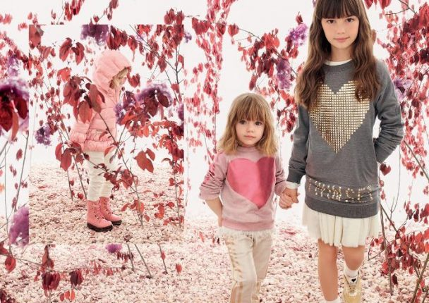 Twin Set girl autunno inverno 2016 2017