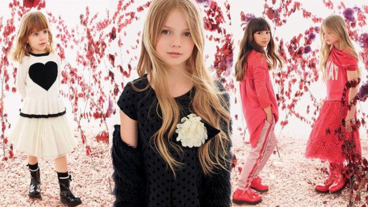 reputable site 5a642 b89fd Twin Set girl abbigliamento autunno inverno 2016 2017 - Moda ...