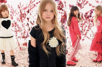 Twin Set Girl Vestiti Autunno Inverno 2016 2017