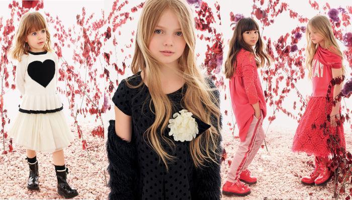 Twin Set girl vestiti autunno inverno 2016 2017