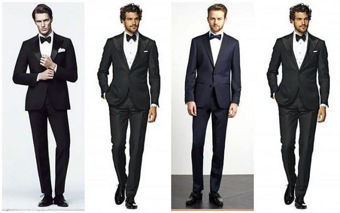 Abbigliamento formale uomo