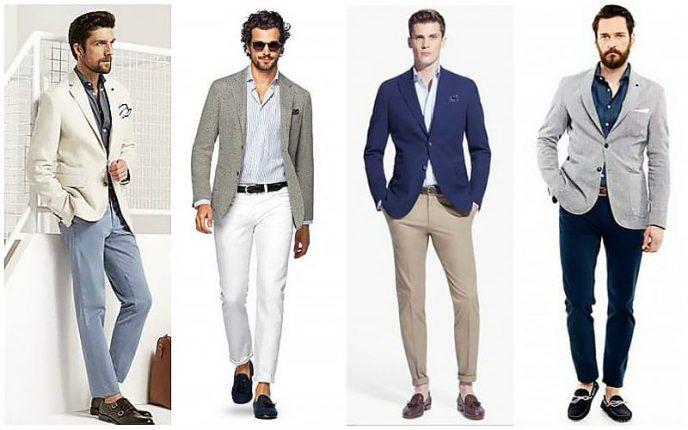Abbigliamento uomo casual