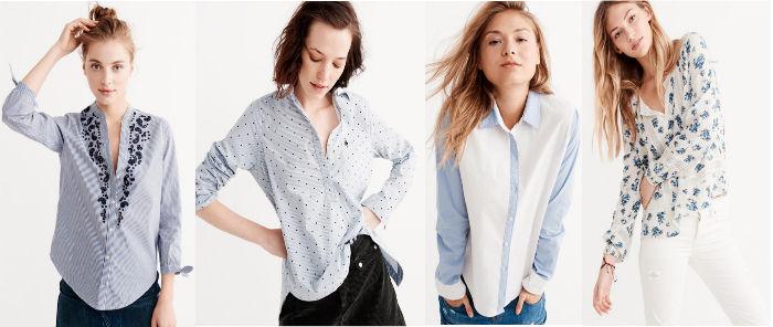 Abercrombie Fitch felpe e magliette