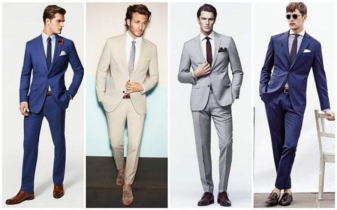 Guida l 39 uomo scegliere un abito per matrimonio o festa for Men s wedding dress shirts