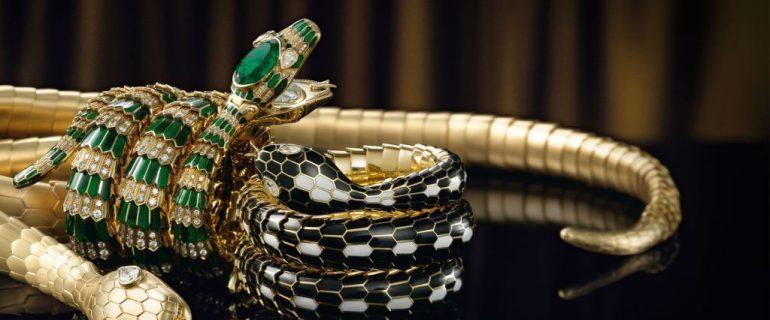 Bvlgari gioielli serpente 2017