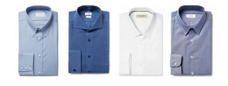 Camicie semi formali