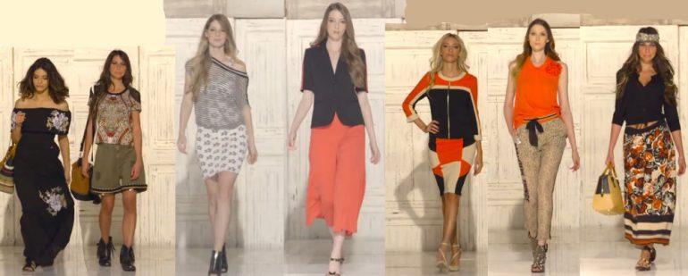 CristinaEffe abbigliamento primavera estate 2017