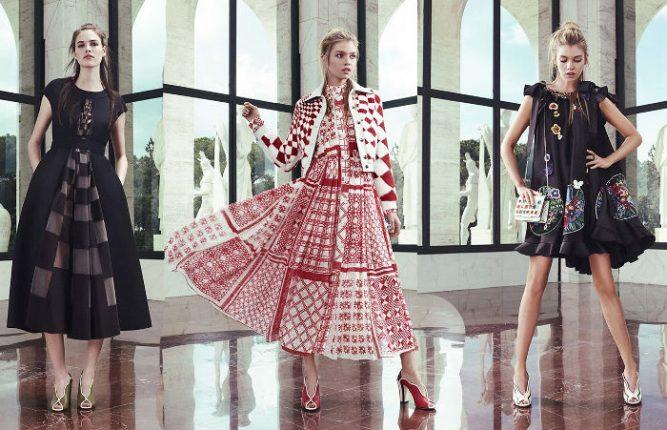 Fendi Nuova Collezione Moda Abbigliamento Ed Accessori Catalogo Primavera Estate 2017