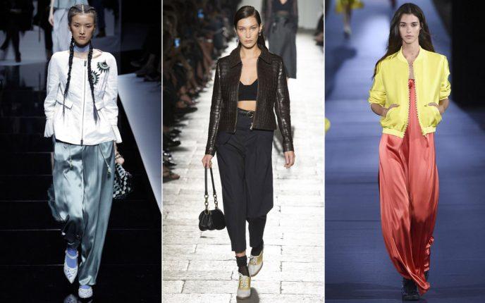 Giacche donna moda Primavera Estate 2017