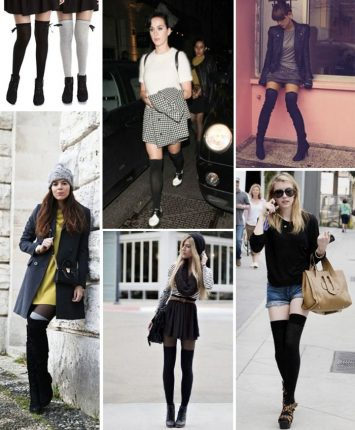 Le calze parigine
