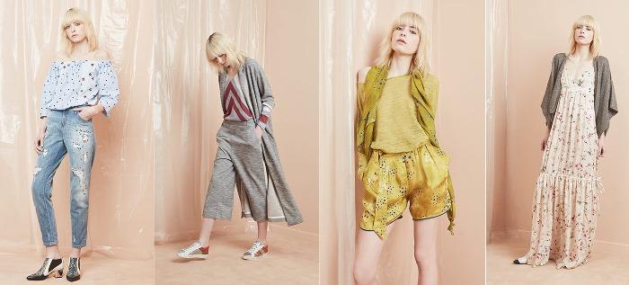 Manila Grace nuova collezione moda abbigliamento ed accessori catalogo Primavera Estate 2017