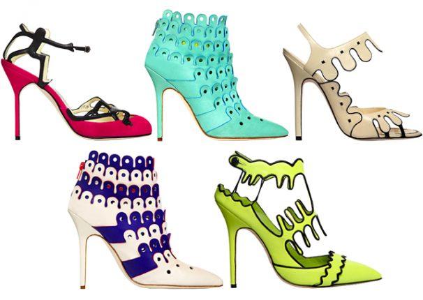 Manolo Blahník scarpe