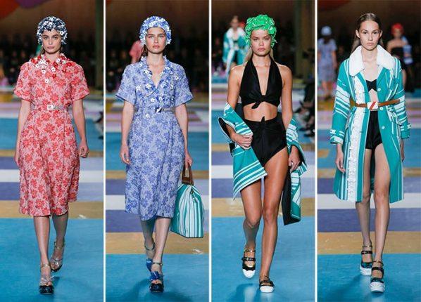 Miu Miu collezione abbigliamento Primavera Estate 2017