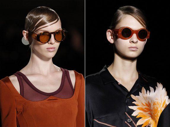 Occhiali rotondi Givenchy Dries Van Noten