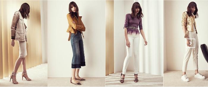 Patrizia Pepe nuova collezione moda abbigliamento ed accessori catalogo Primavera Estate 2017