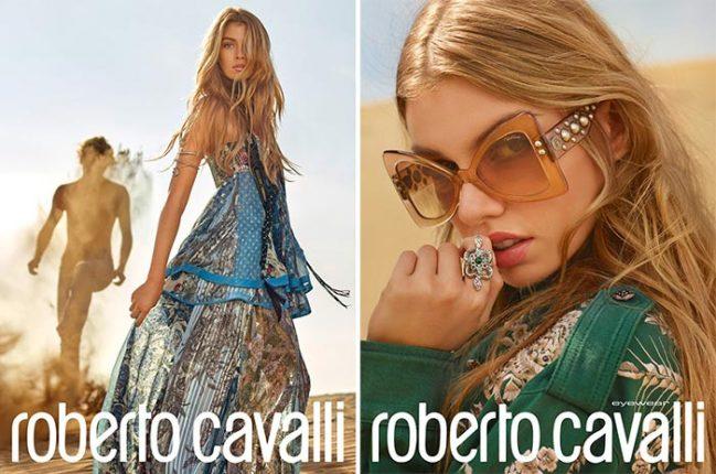 Roberto Cavalli primavera estate 2017 donna