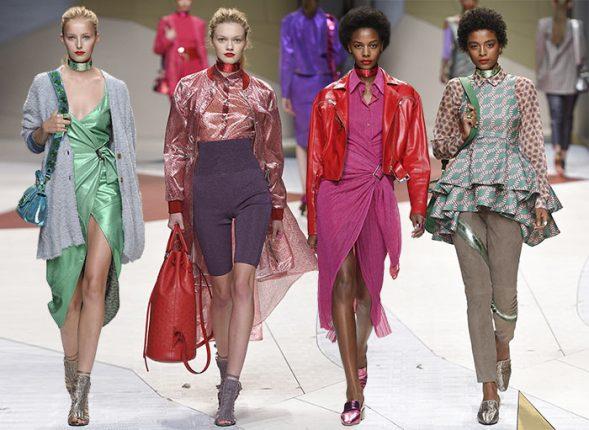Trussardi nuova collezione moda abbigliamento ed accessori catalogo Primavera Estate 2017