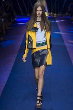 Versace Completo In Pelle 2017
