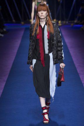 Versace Gubbino Trapuntato 2017