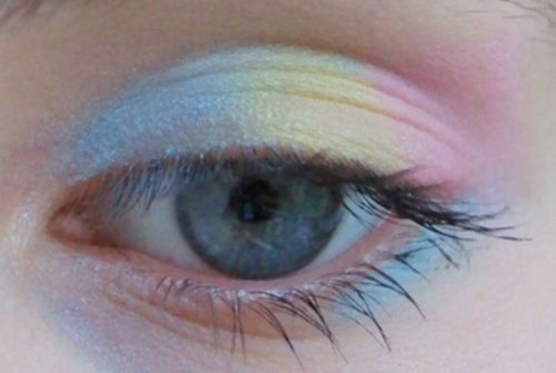 Occhi pastello